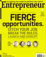Entrepreneur Magazine Cover May 2012