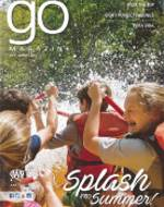 Go Magazine Cover July 2016 Proximity Hotel in Greensboro, NC
